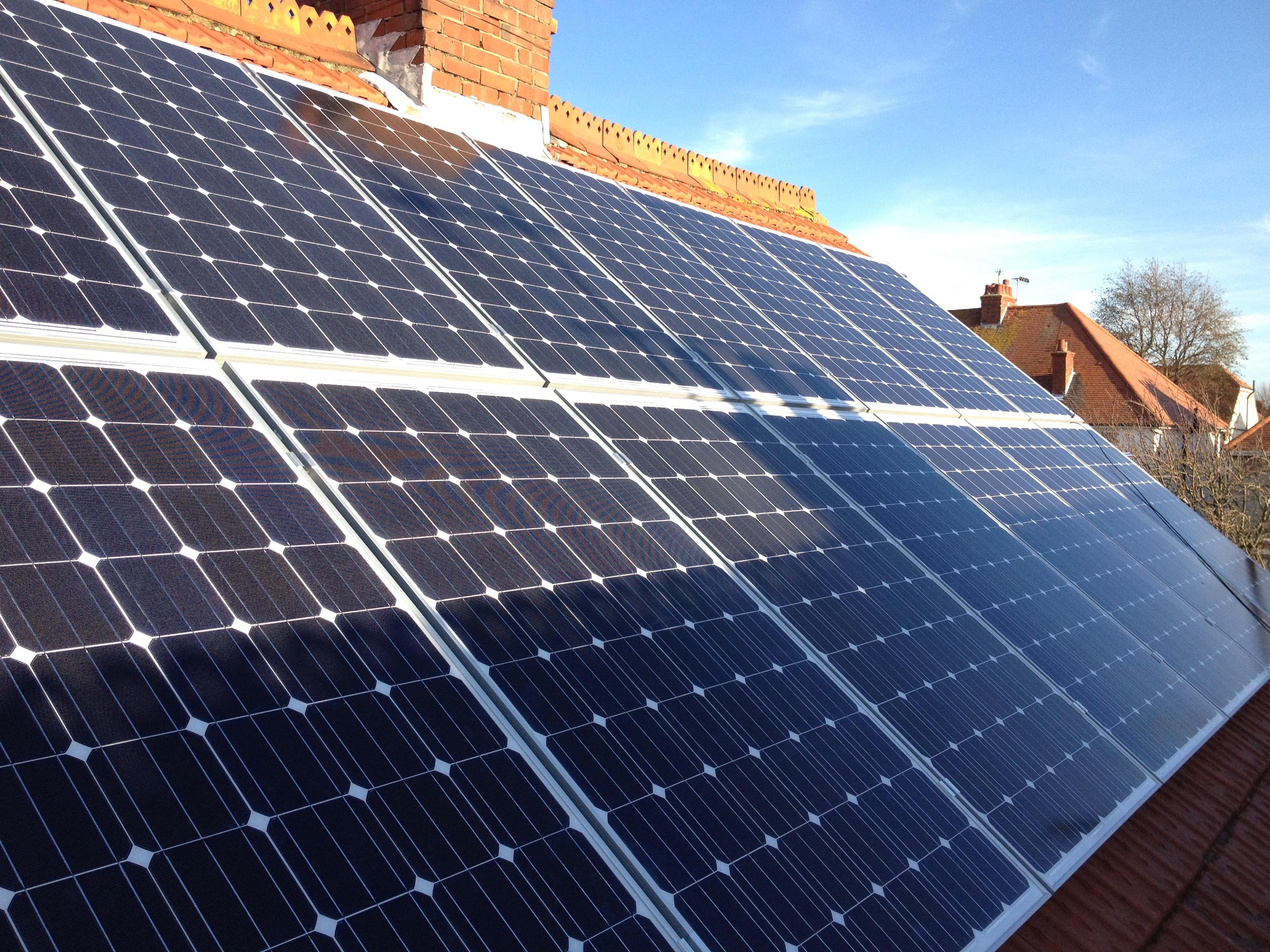 Incentivi pannelli fotovoltaici 2013 78